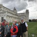 A visit to the iconic Leaning Tower of Pisa.