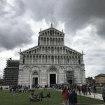 The 11th century Duomo in Pisa.