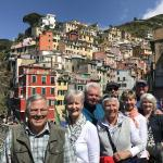 A visit to Riomaggiore on the Cinque Terre.