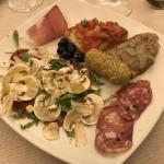 Local Umbrian favorites.