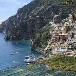 Positano on the Amalfi Coast.