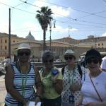 Ready for a Vatican Museum tour.